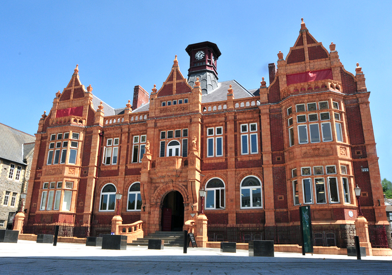The College Merthyr Tydfil